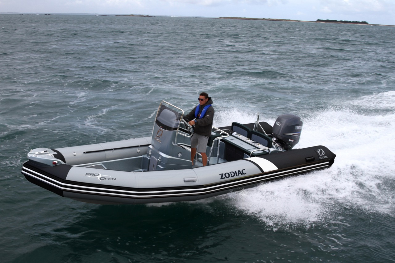 Photo Zodiac : Pro Open 650